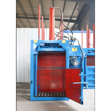 Energy efficient 10T vertical hydraulic baler